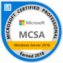 MCSA-Windows-Server-2016-2018